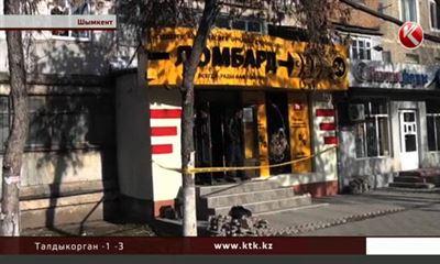 Налетчик вмаске ранил сотрудницу ломбарда вШымкенте