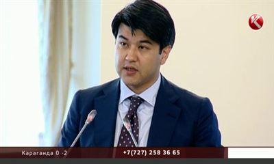 Экс-министру нацэкономики Куандыку Бишимбаеву продлили арест