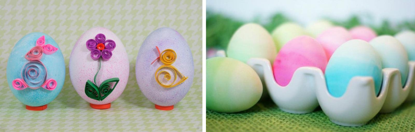 Как сделать сахарные пасхальные яйца 56