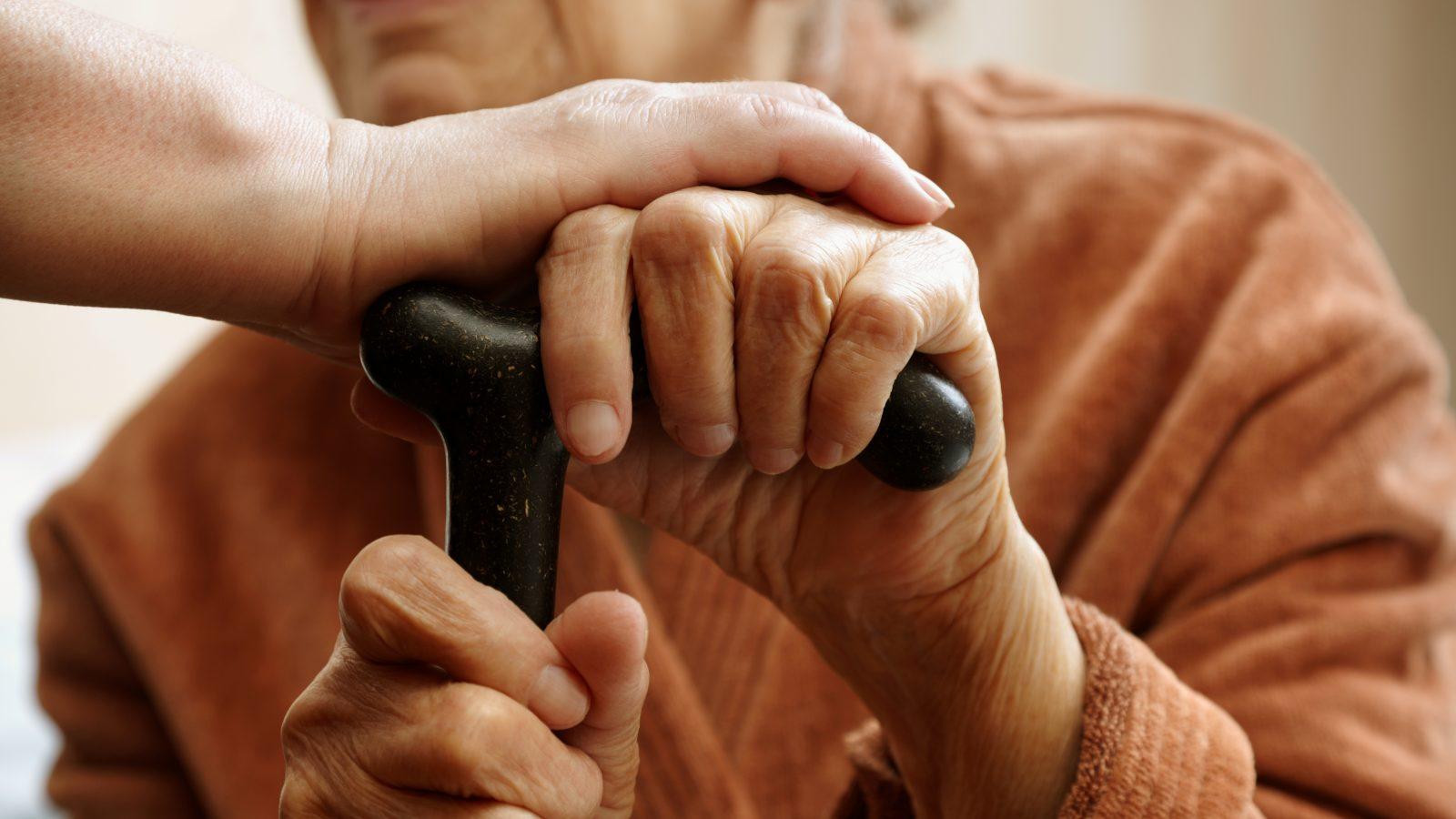 Один день из жизни дома престарелых в Астане