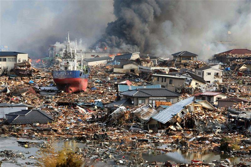 Хоккайдо: Зілзала салдарын жоюға 20 мың адам, 50 тікұшақ жұмылдырылды