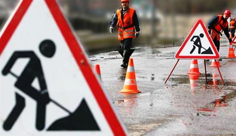 Проспект Туран в Астане частично перекроют до 25 сентября