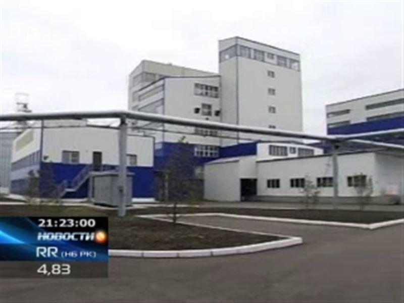 В Северном Казахстане обанкротился завод «Биохим»