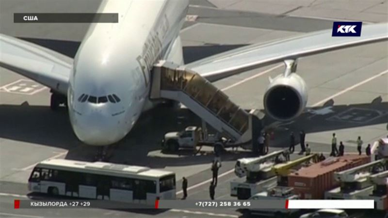 Во время полёта из Дубая больше 500 пассажиров почувствовали недомогание