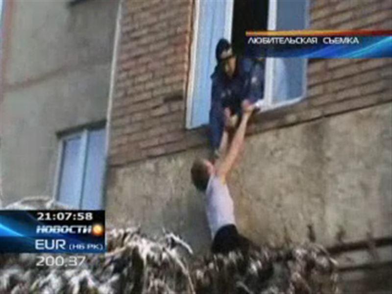 Настоящим курьёзом обернулась попытка суицида в Шымкенте