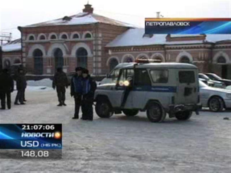 В Петропавловске эвакуировали пассажиров сразу двух вокзалов