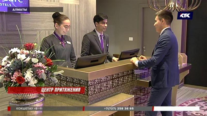 Новый комплекс Abylai Khan Plaza: французская утонченность, итальянская яркость, казахская культура