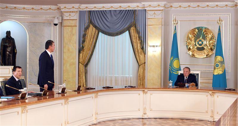 Нурсултан Назарбаев объяснил, почему назначил Исекешева руководителем своей администрации