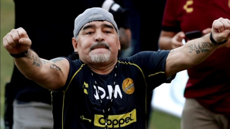 ВИДЕО: Диего Марадона қай клубта істейтін болды