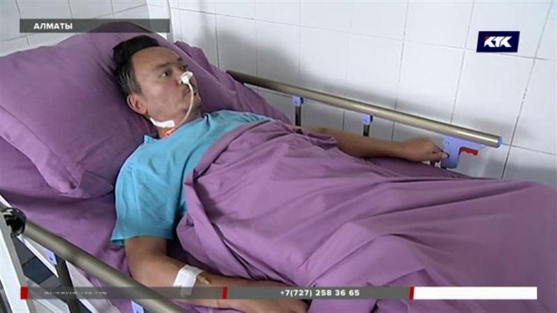 Установить личность пациента, перенесшего инсульт, не могут алматинские врачи
