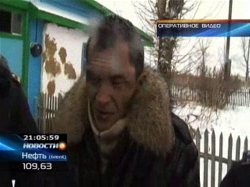 Тройное убийство в Северном Казахстане
