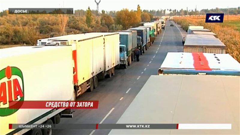 Заторы на границе с Кыргызстаном возмутили депутатов