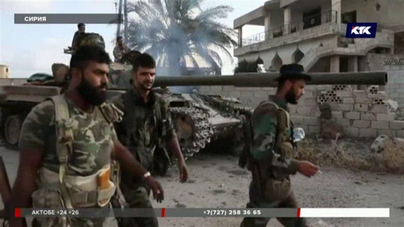 Казахстан выступил в ООН за восстановление мира в Сирии