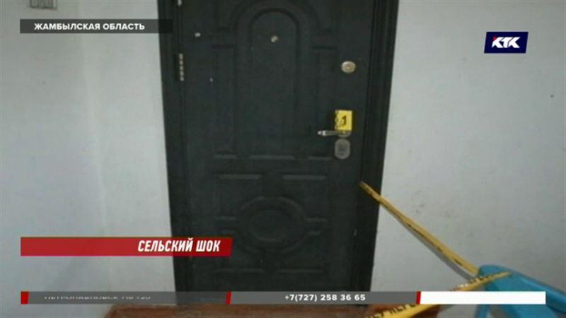 Глава семьи зарезал родных в Жамбылской области