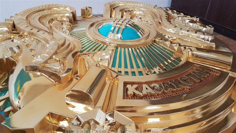 Изменения внесли в государственный герб Казахстана