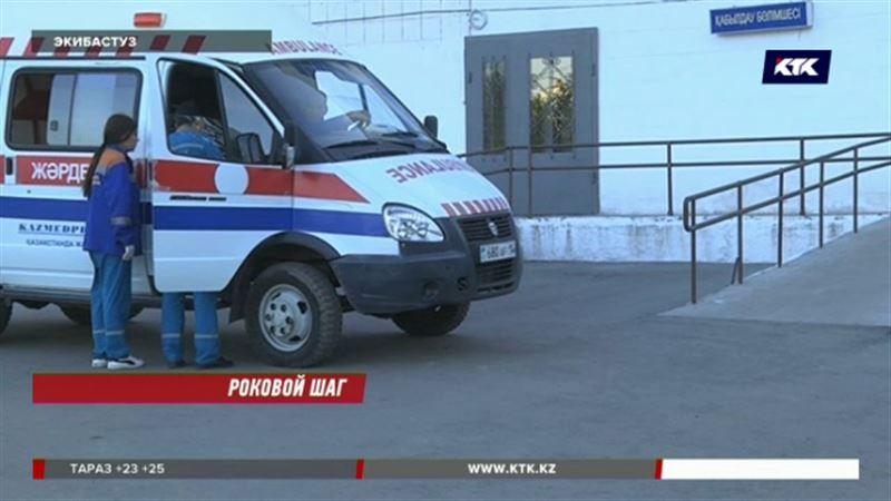 Одна погибла, другая в крайне тяжёлом состоянии – две школьницы упали с пятиэтажки