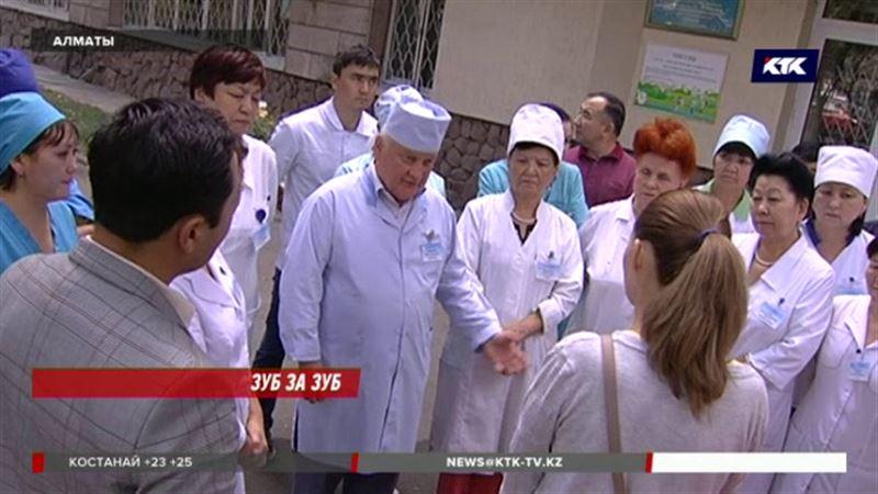Бесплатная детская стоматология в Алматы пойдёт с молотка, врачи и пациенты возмущены