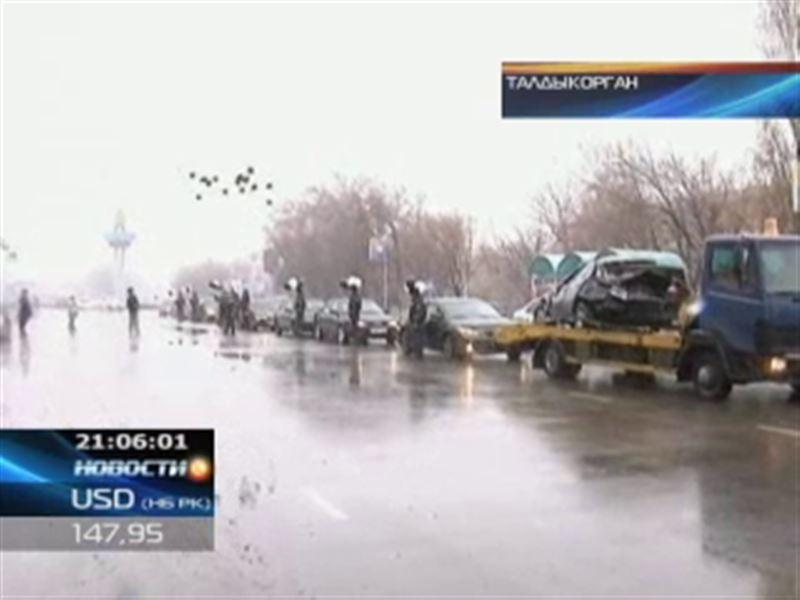 В мире вспоминают жертв дорожных аварий
