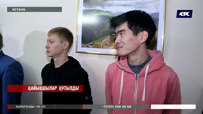 Астана соты елді күлкіге қарық қылған қайықшыларды жазаламайтын болды