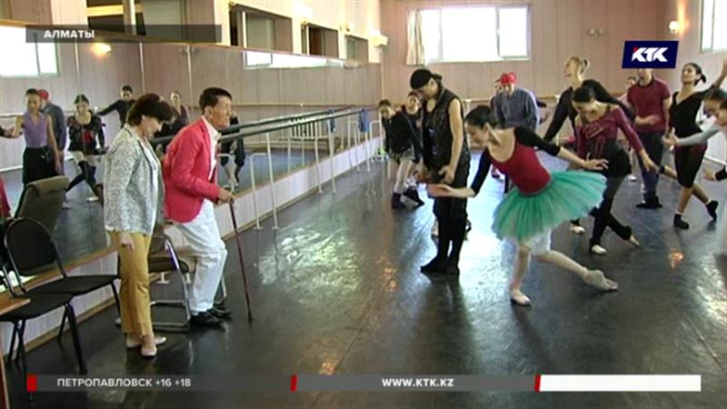Ученики Булата Аюханова готовят сюрприз ко дню рождения именитого балетмейстера