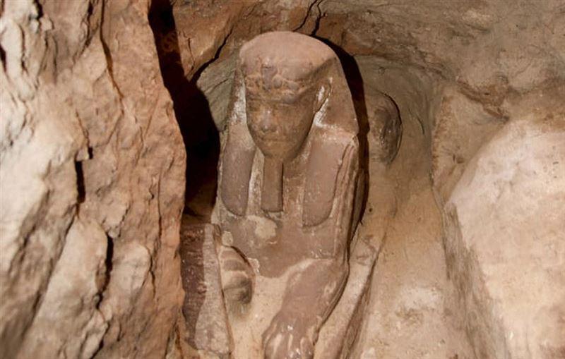 На юге Египта нашли еще одного древнего сфинкса