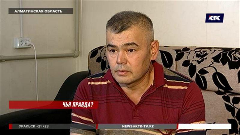 Завхоз больницы в Алматинской области боится, что его обвинят в гибели людей