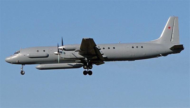 У побережья Сирии пропал российский самолет Ил-20