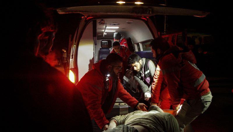 В Иране в ДТП с автобусом и бензовозом погибли более 20 человек