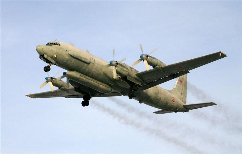 Обломки сбитого самолета Ил-20 обнаружили в Средиземном море