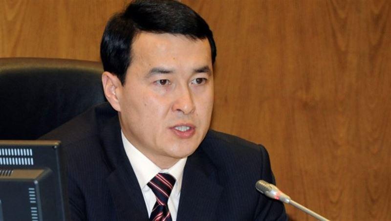 Смаилов назначен на пост министра финансов Казахстана