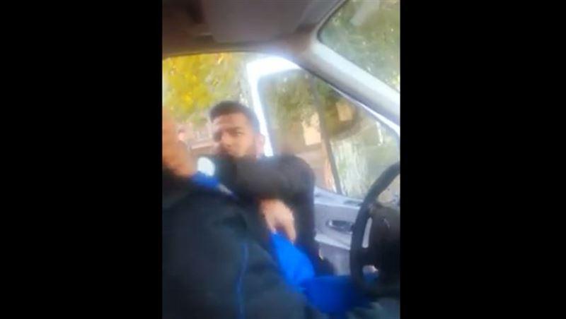 Дебошир напал на водителя скорой помощи в Алматы