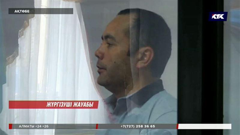Автобус жүргізушісі өзбек азаматтары жанып кеткен өртке жолаушыларды кінәлады
