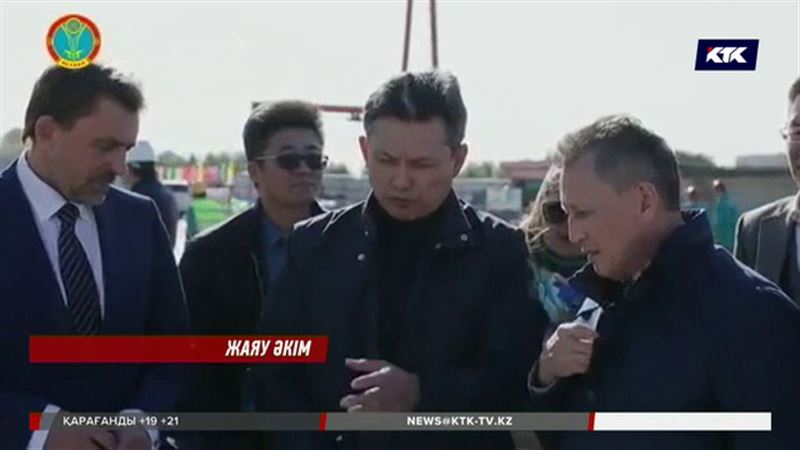 Сұлтанов Астананың шетін жарқыратамын деп уәде етті