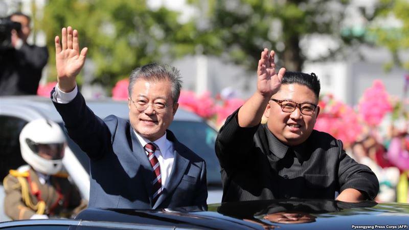 Солтүстік Корея бас ядролық кешенін бұзады