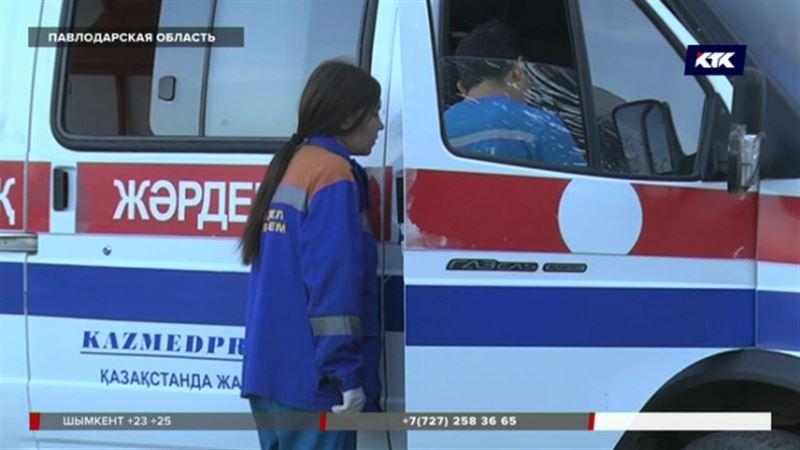 Павлодарская школьница, прыгнувшая с крыши многоэтажки, скончалась в реанимации