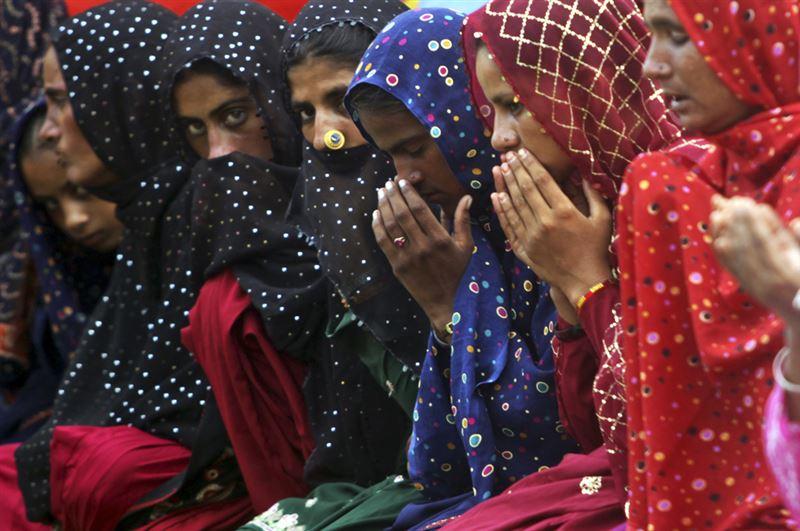 За развод по мусульманским обычаям в Индии начнут сажать в тюрьму