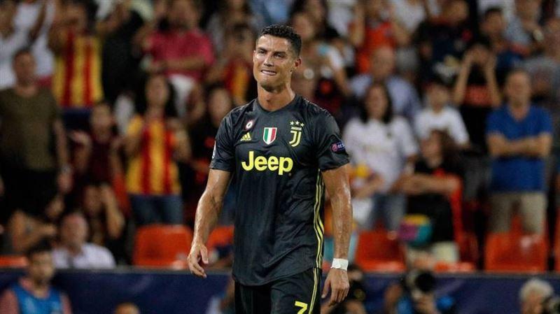 Роналду Чемпиондар лигасында алғаш рет қызыл қағаз алды
