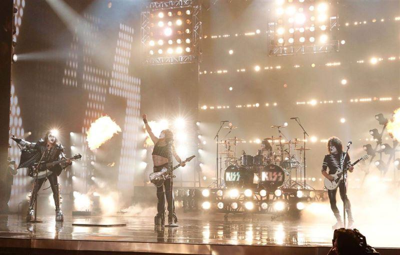 Группа KISS объявила, что отправляется в прощальный тур