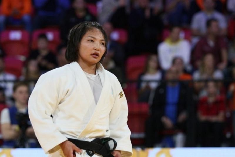 Галбадрах Отгонцэцэг әлем чемпионатында қола медальға ие болды