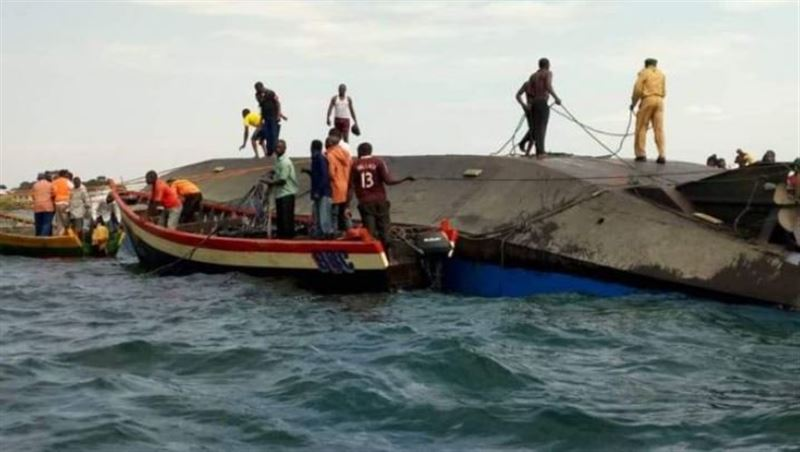 В результате крушения парома в Африке погибли более 40 человек