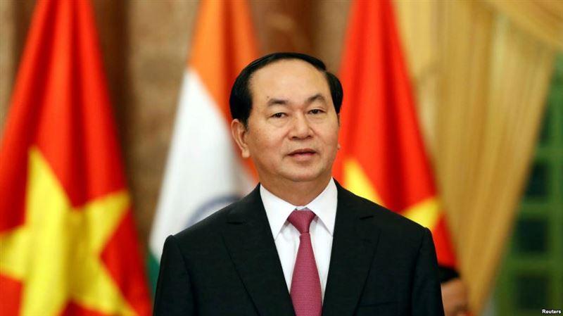 Вьетнам президенті қайтыс болды