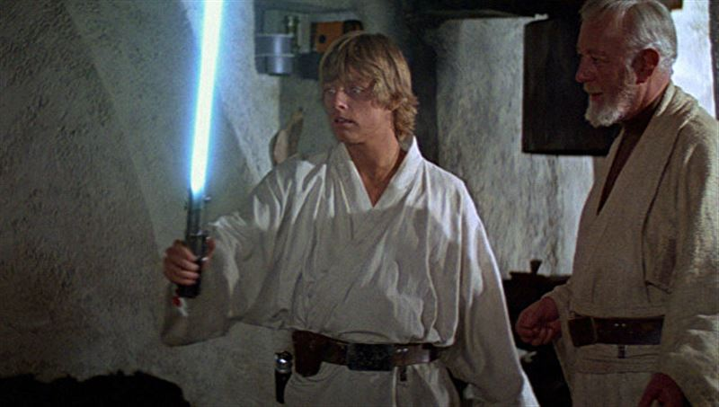 За световой меч из «Звездных воин» отдали почти 180 000 долларов