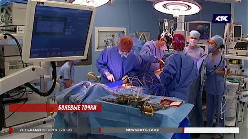 Минздрав предлагает сократить тюремные сроки для врачей