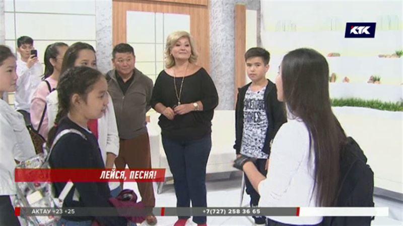 Кто поедет на детское Евровидение от Казахстана, узнаем в субботу