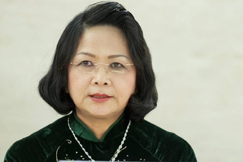 Вьетнамды елдің вице-президенті басқаратын болды