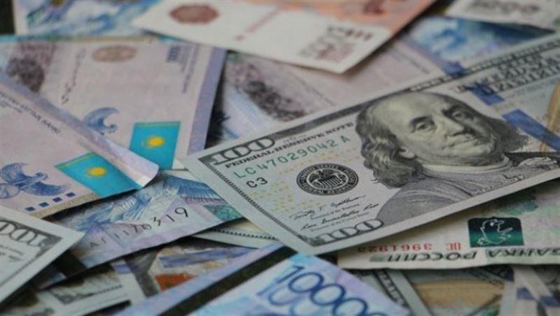 Тенге укрепился к доллару США