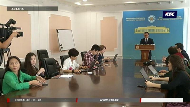 Казахстанцы просят вернуть их из Сирии