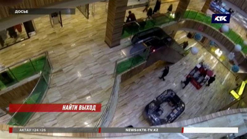 В торговых центрах безопасно, когда приходит проверяющий – замминистра