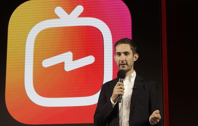 Создатели Instagram Кевин Систром и Майк Кригер объявили об уходе из компании