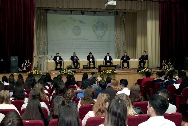 В СКО обсудили перспективы развития туристского потенциала приграничных территорий Казахстана и России.